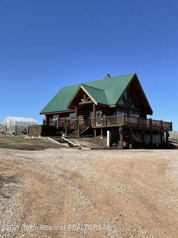 E Address Not Published, Daniel, WY 83115 (MLS #21-932) :: West Group Real Estate