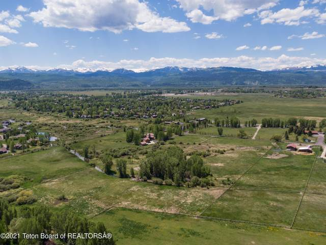 3900 S Trail Drive, Jackson, WY 83001 (MLS #21-940) :: Coldwell Banker Mountain Properties