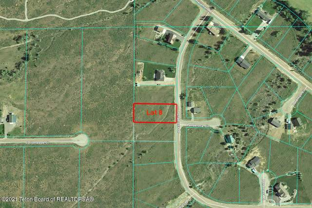 LOT 8 Ponderosa, Star Valley Ranch, WY 83127 (MLS #21-948) :: Sage Realty Group