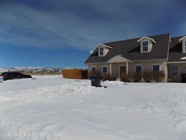 435 Country Club Ln A, Pinedale, WY 82941 (MLS #21-960) :: Sage Realty Group