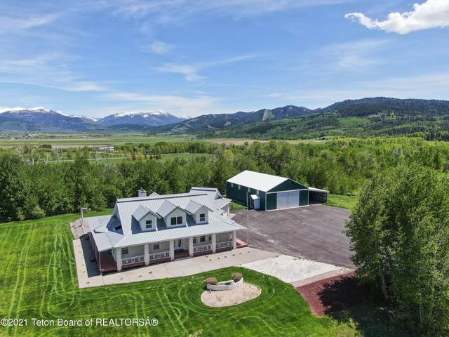 9495 S Hwy 31, Victor, ID 83455 (MLS #21-964) :: Coldwell Banker Mountain Properties