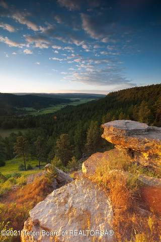 Black Hills Mesa, Newcastle, WY 82701 (MLS #21-978) :: Coldwell Banker Mountain Properties