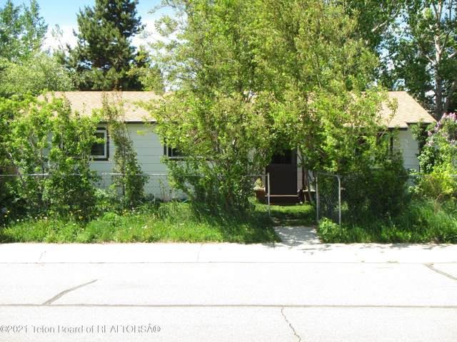 386 Quartz Ave, Pinedale, WY 82941 (MLS #21-984) :: West Group Real Estate