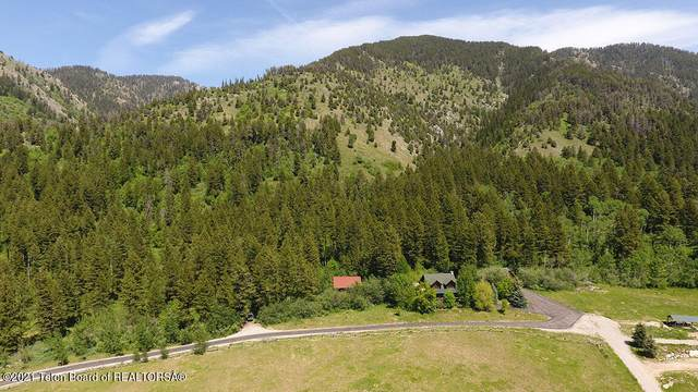 175 Deer View Circle, Bedford, WY 83112 (MLS #21-995) :: Coldwell Banker Mountain Properties