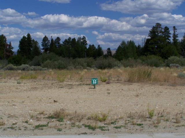 Fox Willow Drive (32), Pinedale, WY 82941 (MLS #09-2989) :: West Group Real Estate
