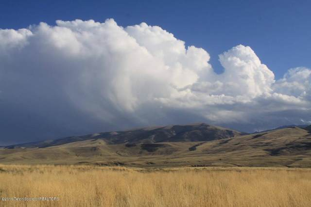 LOT 47 Painted Hills Estates, Dubois, WY 82513 (MLS #15-1819) :: West Group Real Estate