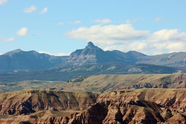 LOT 5B Callahan Addtn, Warm Springs, Dubois, WY 82513 (MLS #15-2106) :: West Group Real Estate