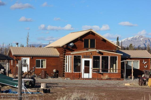37 Open View Dr, Dubois, WY 82513 (MLS #16-2951) :: Sage Realty Group