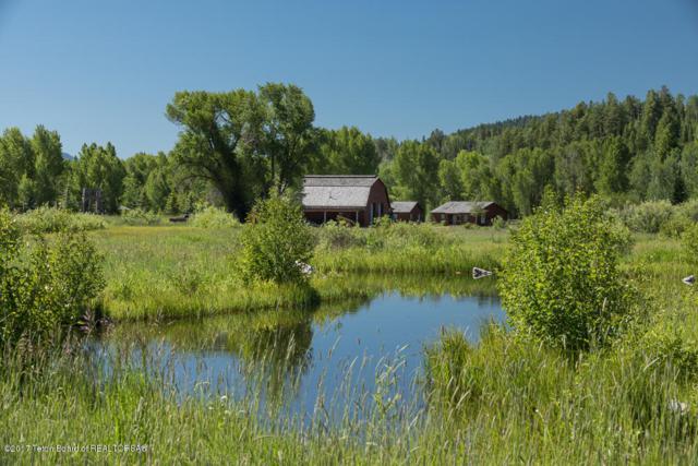 1625 S Fall Creek Rd, Wilson, WY 83014 (MLS #17-1912) :: Sage Realty Group
