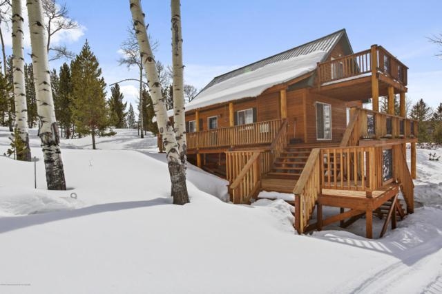 13 Spruce Ct, Dubois, WY 82513 (MLS #17-2172) :: Sage Realty Group
