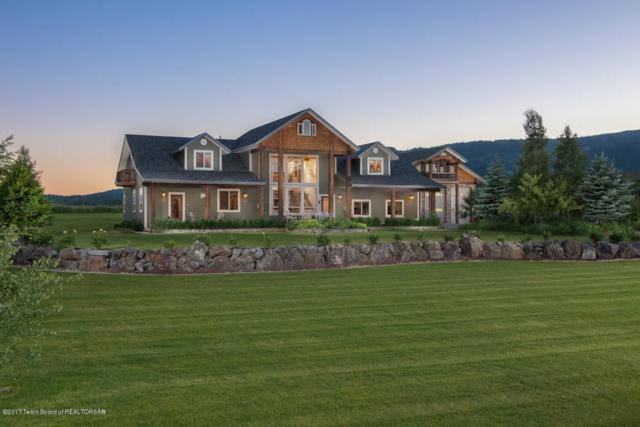 29 Megan Road, Alpine, WY 83128 (MLS #17-2433) :: Sage Realty Group