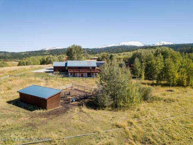 365 E Bustle Creek Dr, Alta, WY 83414 (MLS #17-2474) :: Sage Realty Group