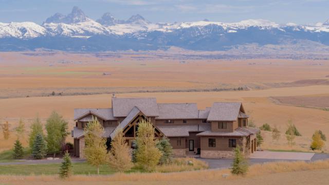 9095 River Rim Ranch Rd, Tetonia, ID 83452 (MLS #17-2556) :: Sage Realty Group