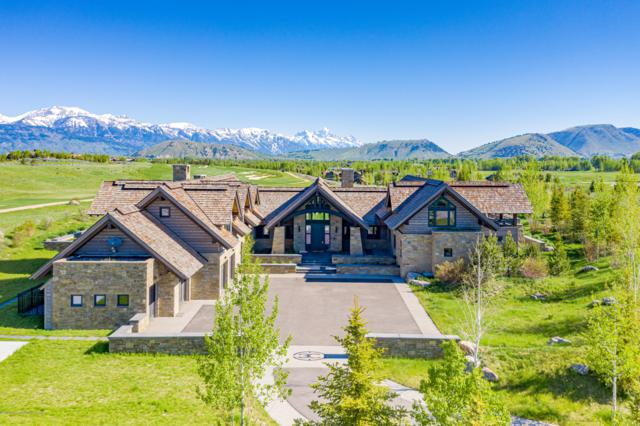 3115 Water Cress Ln, Jackson, WY 83001 (MLS #17-2915) :: West Group Real Estate