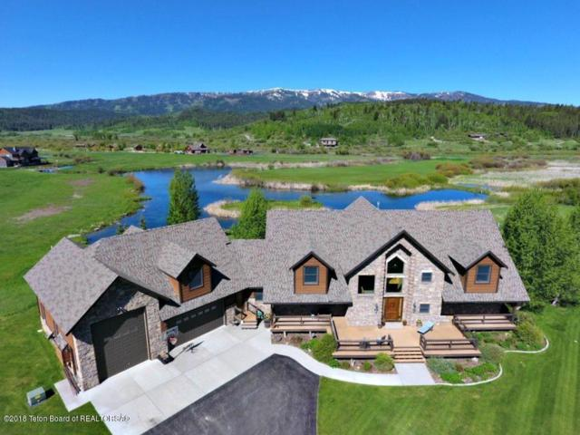 250 Willow Lake Drive, Alpine, WY 83128 (MLS #17-3264) :: West Group Real Estate