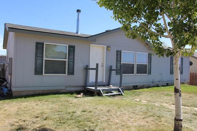 421 S Cedar St, Labarge, WY 83123 (MLS #17-842) :: Sage Realty Group