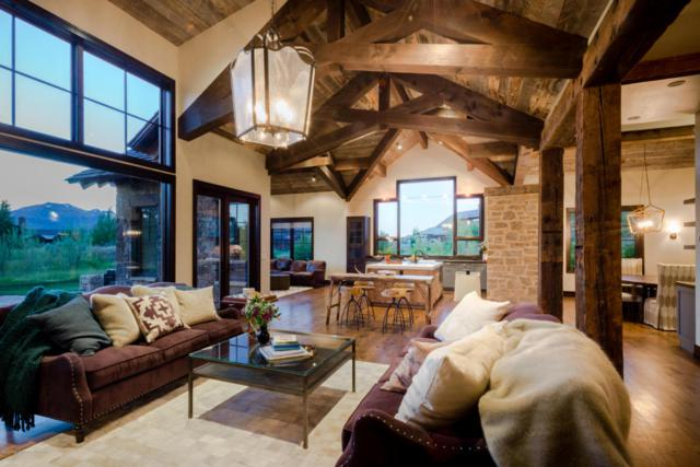 2695 W Kingfisher Lane, Jackson, WY 83001 (MLS #18-1569) :: West Group Real Estate