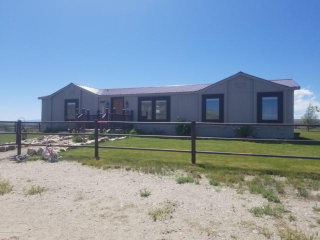 2252 E Green Rvr, Big Piney, WY 83113 (MLS #18-1601) :: West Group Real Estate