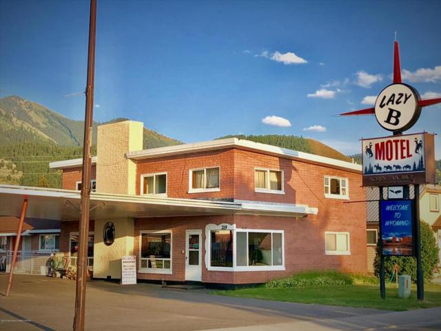 219 S Washington, Afton, WY 83110 (MLS #18-1851) :: West Group Real Estate