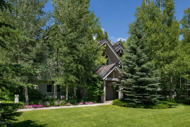 3030 White Pine Ln, Wilson, WY 83014 (MLS #18-1898) :: Sage Realty Group