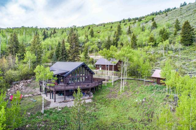 505 W Saddle Butte Drive, Jackson, WY 83001 (MLS #18-1941) :: Sage Realty Group