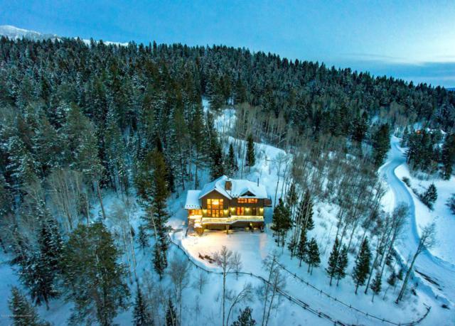 232 Upper Ridge Road, Alpine, WY 83128 (MLS #18-201) :: West Group Real Estate