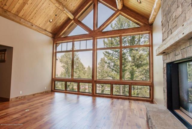 260 Pine Glades Dr, Jackson, WY 83001 (MLS #18-2450) :: Sage Realty Group