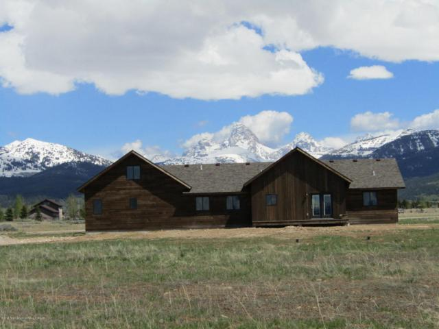 118 Wild Cat Canyon Loop, Driggs, ID 83422 (MLS #18-253) :: West Group Real Estate