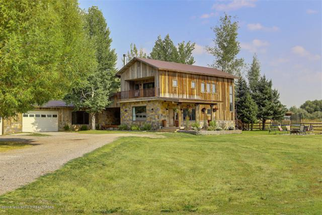 2060 South Park Ranch Road, Jackson, WY 83001 (MLS #18-2617) :: West Group Real Estate
