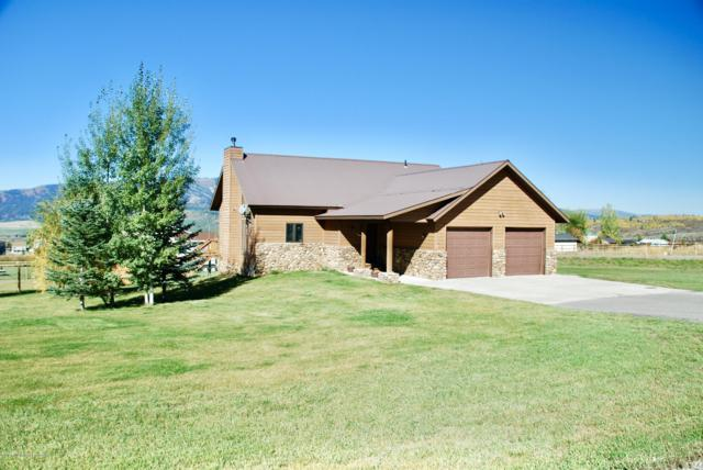 725 Saddle Drive, Etna, WY 83118 (MLS #18-2636) :: West Group Real Estate