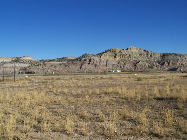 LOTS 1-3 4TH AVE, Labarge, WY 83123 (MLS #18-28) :: The Group Real Estate