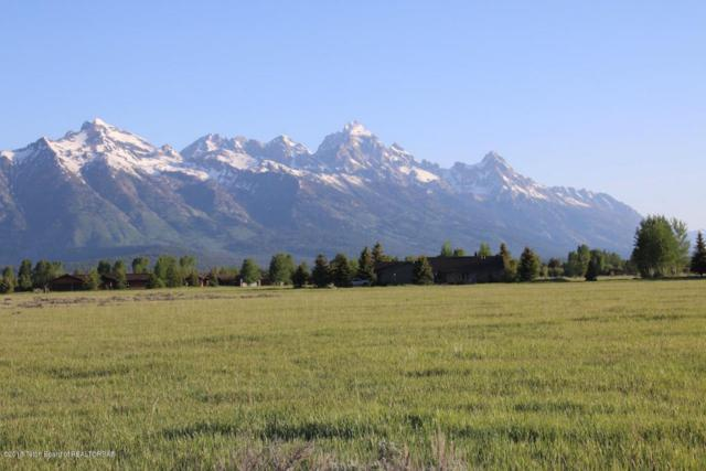 6574 Ryegrass Rd, Jackson, WY 83001 (MLS #18-290) :: West Group Real Estate