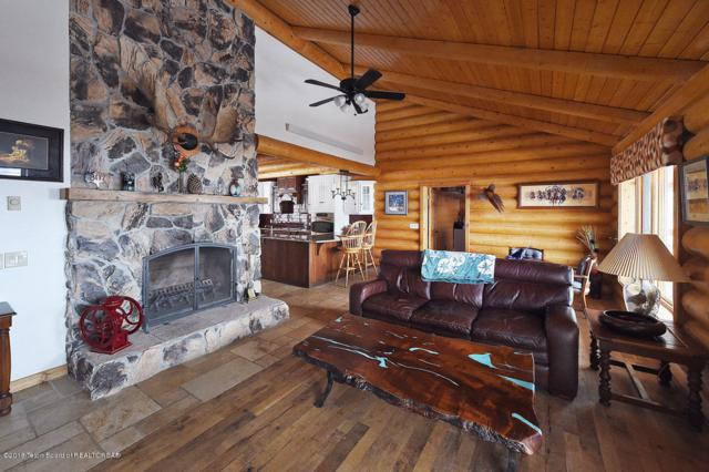 447 Aspen Hill, Alpine, WY 83128 (MLS #18-3322) :: West Group Real Estate