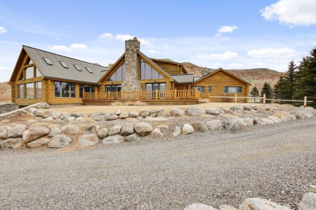 117 Clubhouse Drive, Dubois, WY 82513 (MLS #18-376) :: Sage Realty Group