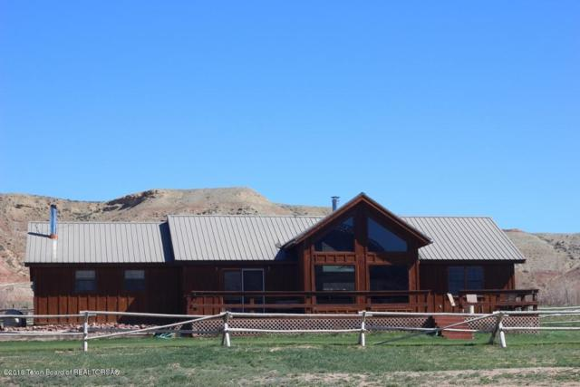 8 Mustang Dr, Dubois, WY 82513 (MLS #18-526) :: West Group Real Estate