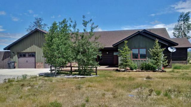 27 Muleshoe Rd, Pinedale, WY 82941 (MLS #18-726) :: Sage Realty Group