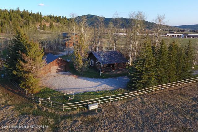 621 Elkhorn Dr, Alpine, WY 83128 (MLS #18-939) :: West Group Real Estate
