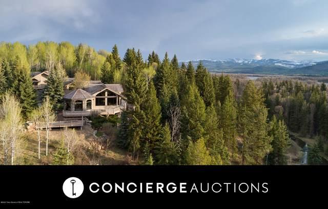 655 N West Ridge Road, Jackson, WY 83001 (MLS #19-1220) :: West Group Real Estate