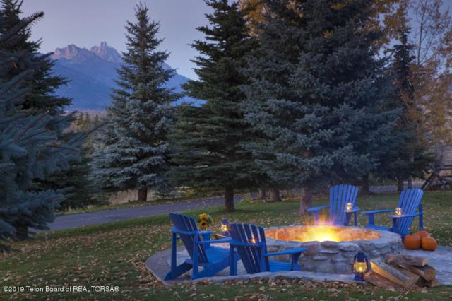 655 N West Ridge Road, Jackson, WY 83001 (MLS #19-1221) :: The Group Real Estate