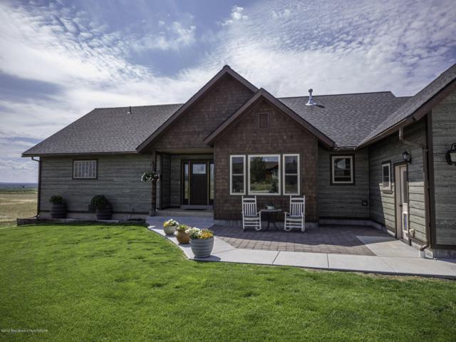 2 Mountain Man Trail, Daniel, WY 83115 (MLS #19-1624) :: West Group Real Estate