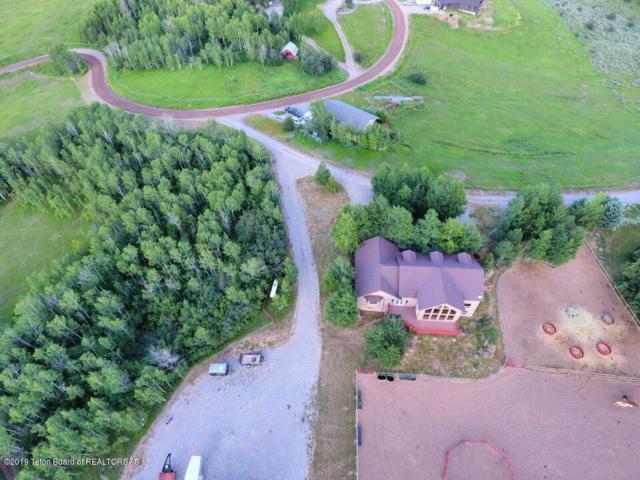 48 Ulmer Spur Road, Thayne, WY 83127 (MLS #19-1862) :: West Group Real Estate