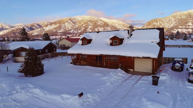 4662 County Road 122, Bedford, WY 83112 (MLS #19-257) :: Sage Realty Group