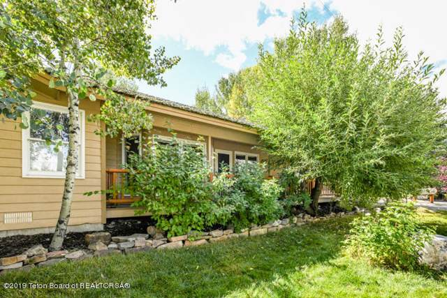 405 Henley Dr, Jackson, WY 83001 (MLS #19-2662) :: Sage Realty Group