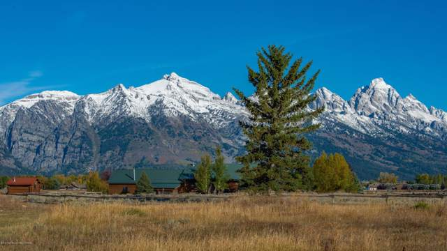 Address Not Published, Jackson, WY 83001 (MLS #19-2771) :: Sage Realty Group