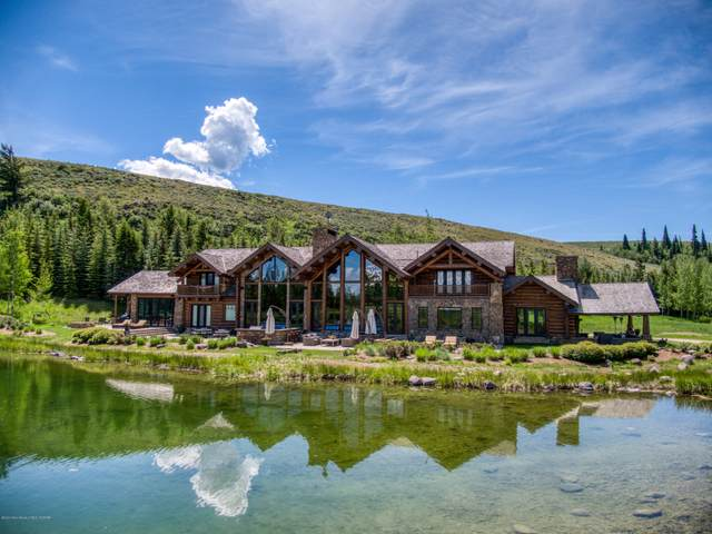 3000 N Riva Ridge Road, Jackson, WY 83001 (MLS #19-2895) :: West Group Real Estate