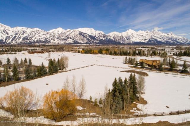 220 Huckleberry Drive, Jackson, WY 83001 (MLS #19-365) :: West Group Real Estate