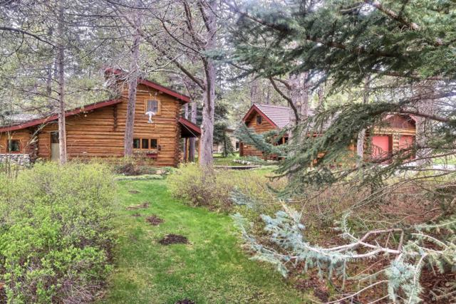 3665 Fish Creek Drive, Wilson, WY 83014 (MLS #19-959) :: West Group Real Estate
