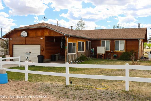 338 S Elm St, Labarge, WY 83123 (MLS #20-1053) :: Coldwell Banker Mountain Properties
