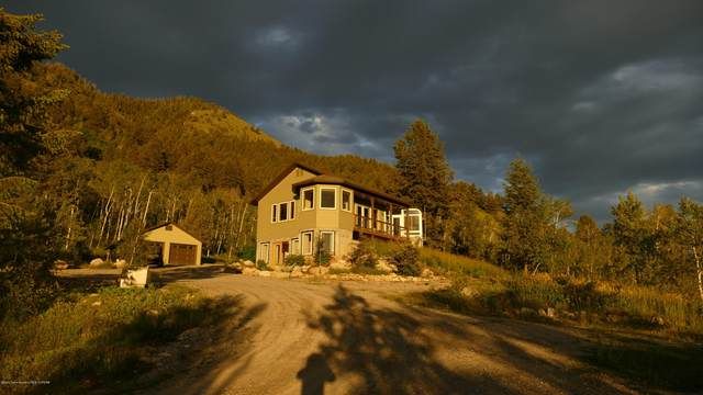 1968 Sunrise Mountain Place, Star Valley Ranch, WY 83127 (MLS #20-1210) :: Sage Realty Group
