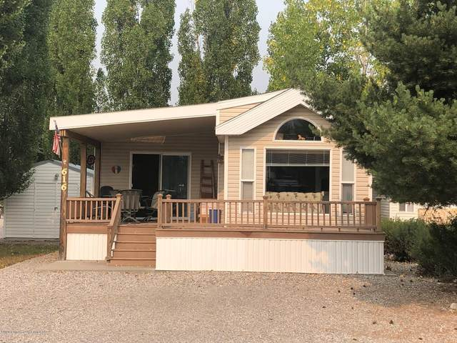 616 Buckboard Dr., Thayne, WY 83127 (MLS #20-1593) :: Sage Realty Group